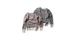 Herringbone Sweatshirt introduced via FourPins