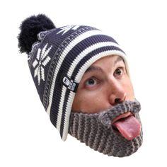 08b1996fab2 alpine beard hat Stubble Beard