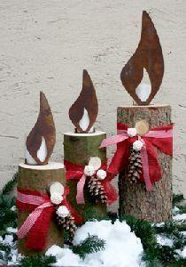 Weihnachtsdeko Aus Metall.Bildergebnis Für Weihnachtsdeko Aus Rostigem Metall Stroiki Na
