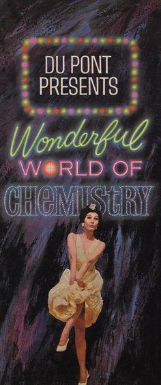 Wonderful World of Chemistry - 1964-65 New York World's Fair