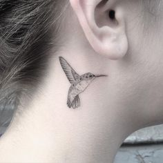 tattoo-journal | 25 Stunning Watercolor Hummingbird Tattoo Meaning and Designs | http://tattoo-journal.com