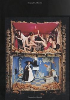 """Nuns and Maids: Saints and Sinners. """"Couture Consumption"""" serie 1999 by David LaChapelle David Lachapelle, Photography Series, Photoshop Photography, Fashion Photography, Tim Walker, August Sander, Lgbt History, Saints And Sinners, Photoshoot Inspiration"""