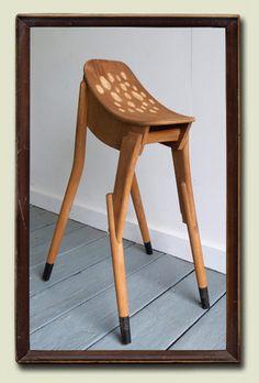 #Design / jamesplumb.co.uk / Bambi chair