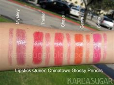 Lipstick queen eden reviews
