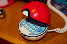 Oh, hold on! I'm on my PokeBall phone.
