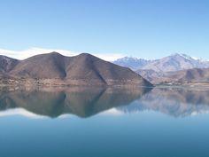 Puclaro Dam, Valle del Elqui