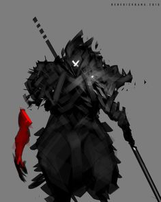 ArtStation - X, Benedick Bana Fantasy Character Design, Character Design Inspiration, Character Concept, Character Art, Monster Design, Monster Art, Dark Fantasy Art, Dark Art, Mago Anime