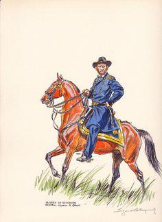 Eugene Leliepvre General Grant