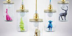 21 Bright DIY Outdoor Lantern Ideas For A Cool Garden Design - Diy-ideens Diy Craft Projects, Diy And Crafts, Outdoor Projects, Decor Crafts, Craft Ideas, Recycled Crafts, House Projects, Pot Mason Diy, Mason Jar Lamp