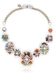 Shourouk - Fall Necklace   FashionJug.com