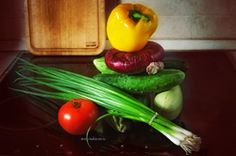 Russian Vegetable Dishes