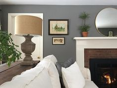 Templeton gray by benjamin moore this is the color i for Benjamin moore chelsea gray paint