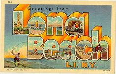 Greetings from Long Beach
