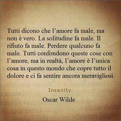 Oscar Wilde: l'amore