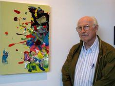 Richard Allen Morris - painting