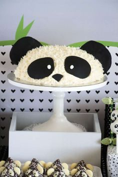 Peyton's Panda-monium Party | CatchMyParty.com