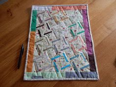 Steffi´s Hobbys: Mini 38 x 48 cm, eigener Entwurf