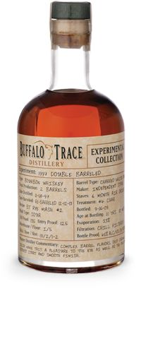 Experimental Collection from Buffalo Trace Distillery
