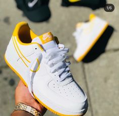 1234567890 Nike air force shoes street- Source by heelstplahndr air force personalizado Sneaker Trend, Puma Sneaker, Sneakers Fashion, Shoes Sneakers, Platform Sneakers, Adidas Shoes, Nike Shoes Air Force, Sneaker Outfits, Designer Shoes