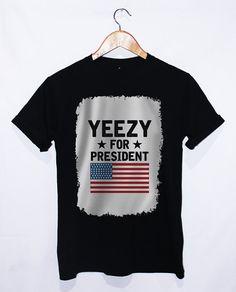 Yeezus shirt Yeezy shirt Kanye west tshirt kanye by LEADtheLoom
