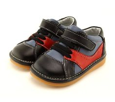 Super cute boys shoes, check our page for more designs www.facebook.com/littletoddlersoles - orders open now