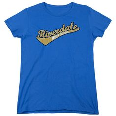 "Checkout our #LicensedGear products FREE SHIPPING + 10% OFF Coupon Code ""Official"" Archie Comics / Riverdale High School - Women's Short Sleeve - Archie Comics / Riverdale High School - Women's Short Sleeve - Price: $29.99. Buy now at https://officiallylicensedgear.com/archie-comics-riverdale-high-school-women-s-short-sleeve"