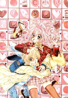 Neko to watashi no kinyoubi Can't wait for this to be released in english!