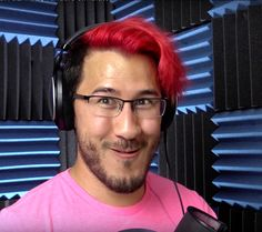 Markiplier playing Yandere Simulator lol