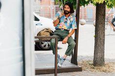 fashion week homme printemps ete 2018 pitti uomo florence street style 17