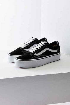 Vans Old Skool platforms