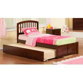 Found it at Wayfair - Urban Lifestyle Richmond Bed with Trundle