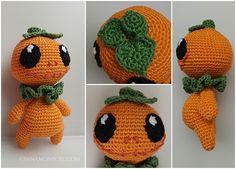 Pumpkindle - the pattern - a halloween amigurumi doll - Cinnamon Purl Free Crochet, Crochet Hats, Halloween Crochet, Amigurumi Doll, Crochet Patterns, Crochet Ideas, Nightmare Before Christmas, Nerdy, Free Pattern