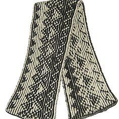 Ravelry: Brioche Pattern Obsidian pattern by Susann Hajjar