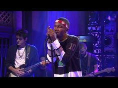 Music video by Frank Ocean performing Pyramids. (C) 2012 The Island Def Jam Music Group