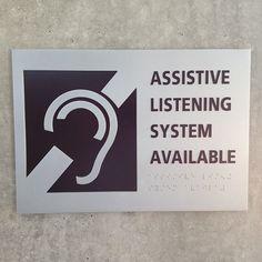 Assistive Listening