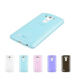 <h3>LG G3 Clear Case Soft Jelly Cover</h3> Condition: 100% Brand new and high quality Material: TPU soft case Quantity: 1 Compatible Models: LG G3 Made in Korea Glossy and classy soft shell give your Phone a fabulous tailored look. Credit card storage space.