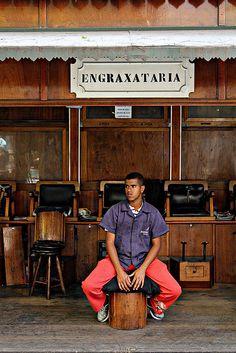 Engraxataria - Worldwide Photo Walk 2011 by Gabi Butcher, downtown São Paulo, Brazil, via Flickr