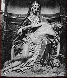 Catholic Religion, Catholic Art, Mary Magdalene And Jesus, La Pieta, Images Of Christ, Art Thou, Classic Paintings, God Pictures, Jesus On The Cross