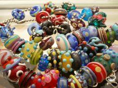 handmade beads -