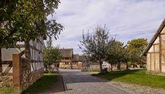 """Der """"Hessenpark"""" bei Neu-Anspach: Leben, wie im alten Hessen http://www.anderswohin.de/2014/10/der-hessenpark-bei-neu-anspach-leben.html"""