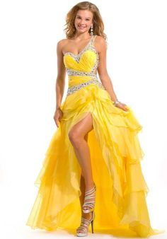 Party Time Gown 6068 Prom Dress - PromDressShop.com