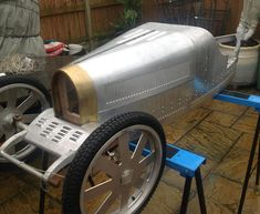 Type 35 bugatti (Page : The Pub - Off Topic : CycleKart Forum : The CycleKart Club Bugatti, Soap Box Cars, Replica Cars, Morgan Cars, Mobiles, Reverse Trike, Trailers, Drift Trike, Car Racer