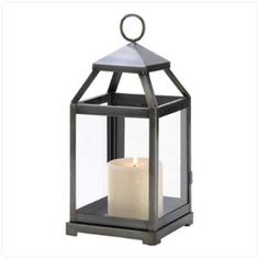 Buy Bulk Cheap Rustic Silver Contemporary Candle Lantern Wholesale