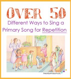 Primary Singing Time Ideas and Printables for LDS Primary Music Choristers Visiting Teaching Handouts, Primary Teaching, Primary Lessons, Teaching Music, Kindergarten Music, Primary Education, Primary Singing Time, Primary Music, Lds Primary Songs