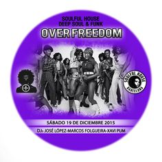 OVER FREEDOM SESSION DECEMBER 2015 COMPILATION BY JOSE LOPEZ, MARCOS FOLGUERIA & XAVI PUM. by SOULFUL HOUSE BARCELONA | Free Listening on SoundCloud