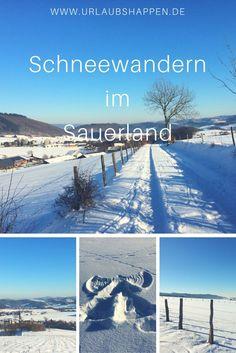 Scheewandern im Sauerland