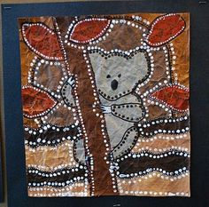 Kid Styles 382524562074082053 - I have my painting students do this project. I like it because I can talk about Australia and the history there. (Dream Art aka dot paintings) Source by lassallej Arte Elemental, Kunst Der Aborigines, Animal Art Projects, 4th Grade Art, Ecole Art, Art Lessons Elementary, Elementary Teaching, Elementary Schools, School Art Projects