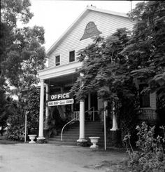 Florida Memory - Rod & Gun Lodge - Everglades City, Florida