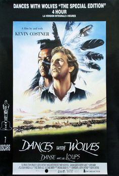 Renato Casaro - 'Dances with wolves' - 1991 - W.B.