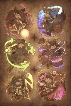 Ảnh Osomatsu-san ( List AUs) - Magical - Page 3 - Wattpad Art Manga, Anime Art, Otaku, Osomatsu San Doujinshi, Dark Anime Guys, Witch Art, Ichimatsu, Character Art, Fairy Tales